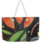 Tulips And Water Glass Weekender Tote Bag