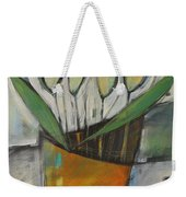 Tulips In Terracotta Weekender Tote Bag