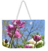 Tulips In The Sun Weekender Tote Bag