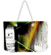 Tunnel Of Colour Weekender Tote Bag