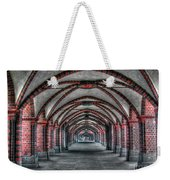 Tunnel With Arches Weekender Tote Bag