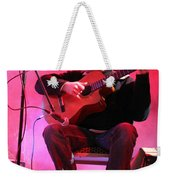 Turab Guitar Player Victor Kawas Weekender Tote Bag