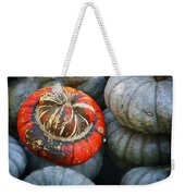 Turban Pumpkin Weekender Tote Bag