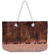 Turkey - Wild Turkey - Seventeen Longbeards Weekender Tote Bag