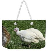 Turkey And The Chopping Block Weekender Tote Bag