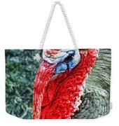 Turkey Brawn  Weekender Tote Bag