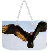 Turkey Vulture Evening Flight Weekender Tote Bag