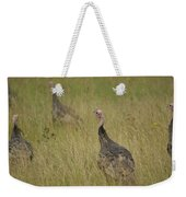 Turkeys Weekender Tote Bag