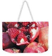 Turkish Pomegrants Weekender Tote Bag