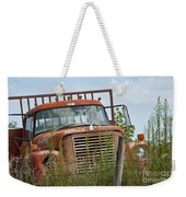 Turned Out To Pasture Weekender Tote Bag