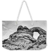 Turret Pano Weekender Tote Bag by Chad Dutson