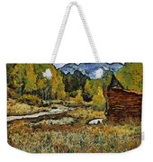 Turrett - Homage Vangogh Weekender Tote Bag