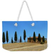 Tuscan House  I Cipressini/italy/europe  Weekender Tote Bag