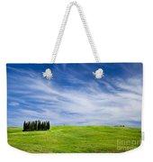 Tuscany Cypress Weekender Tote Bag