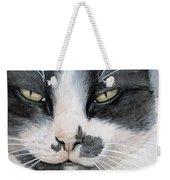 Tuxedo Cat Weekender Tote Bag