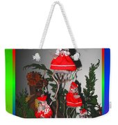 Twas The Night Before Christmas Weekender Tote Bag