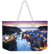 Twilight Glow Staithes Weekender Tote Bag