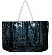 Twilight In The Smouldering Forest Weekender Tote Bag