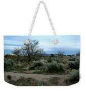 Twilight Near Santa Fe Weekender Tote Bag