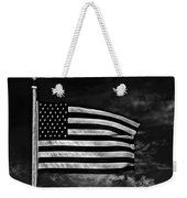 Twilight's Last Gleaming Bw Weekender Tote Bag