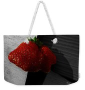 Twin Hearts Weekender Tote Bag
