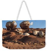 Twin Rocks Capitol Reef Np Weekender Tote Bag