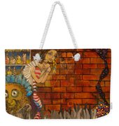 Twisted And Empty Weekender Tote Bag
