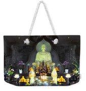 Twisted Buddha Weekender Tote Bag