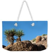 Two Bunch Gold Butte Weekender Tote Bag