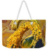 Two Gourds Weekender Tote Bag