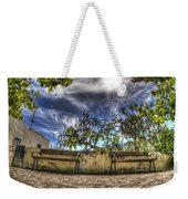 Two Seats Weekender Tote Bag