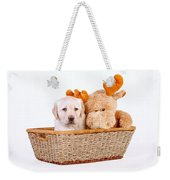 Two Toys Weekender Tote Bag