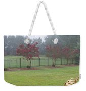 Two Yellow Chairs 2 Weekender Tote Bag