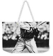Ty Cobb (1886-1961) Weekender Tote Bag