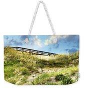 Tybee Island Dunes No.2 Weekender Tote Bag