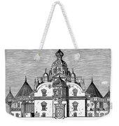 Tycho Brahes Observatory Weekender Tote Bag