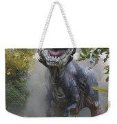 Tyrannosaurus Weekender Tote Bag