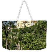 Tyrolean Alps And Palace Weekender Tote Bag
