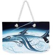 U2 Spyfish - Spy Plane As Abstract Fish - Weekender Tote Bag