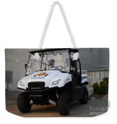 Uc Berkeley Campus Police Buggy  . 7d10184 Weekender Tote Bag