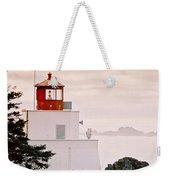 Ucluelet Lighthouse Weekender Tote Bag