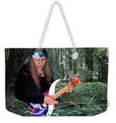 Uli Jon Roth At Muir Woods Weekender Tote Bag