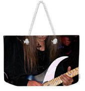 Uli Jon Roth At The Grail 2008 Weekender Tote Bag
