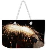 Umbrella Of Sparks Weekender Tote Bag