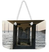 Under Seven Mile Bridge Weekender Tote Bag