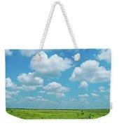 Under The Texas Sky Weekender Tote Bag
