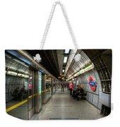 Underground Life Weekender Tote Bag