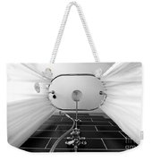 Underneath An Old Style Shower Weekender Tote Bag by Simon Bratt Photography LRPS