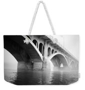 Underneath The Fog Weekender Tote Bag