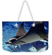 Underwater Flight Weekender Tote Bag
